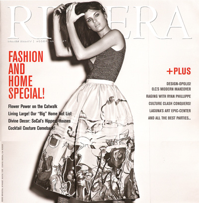 Riviera Magazine March 2008