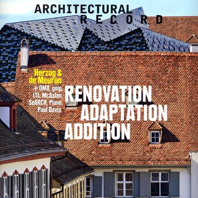 Architectural Record February 2012