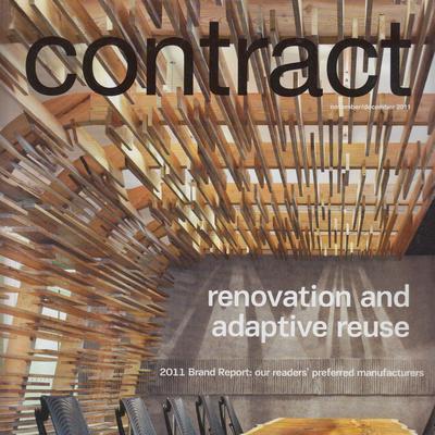 Contract Magazine November / December 2011