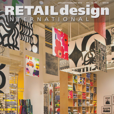 Retail Design International January / February 2012