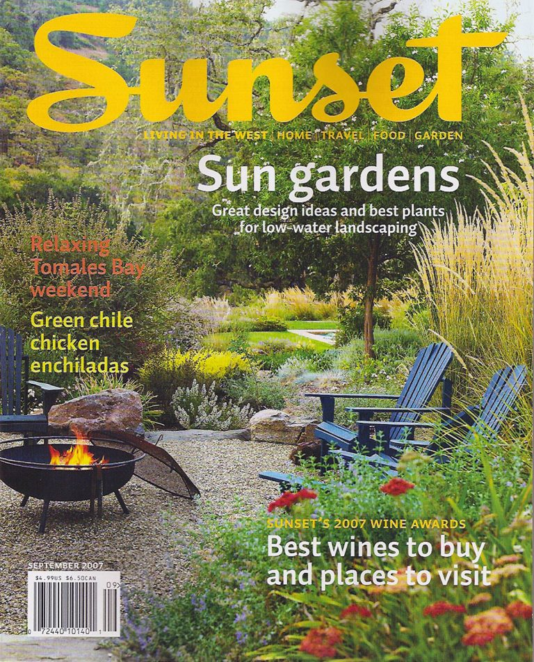 Newport Beach residence featured in Sunset Magazine